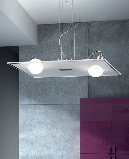 Capo Nord Pendant Light SP 8/280 V2 from Sillux | Modern Lighting + Decor
