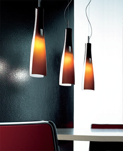 Oslo pendant light Sp H/227, 7/227 from Sillux | Modern Lighting + Decor