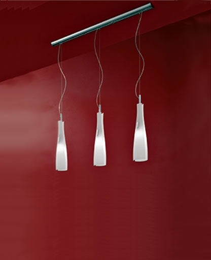 Oslo pendant light SP S/227 from Sillux | Modern Lighting + Decor