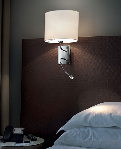 Phoenix Wall Sconce LP 6/506 B from Sillux | Modern Lighting + Decor