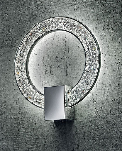 Male wall Sconce LP 6/267B from Sillux | Modern Lighting + Decor