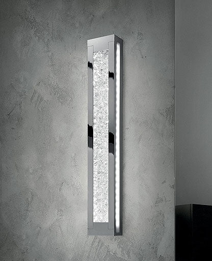 Male Line Wall Sconce LP 6/267F-76 from Sillux | Modern Lighting + Decor