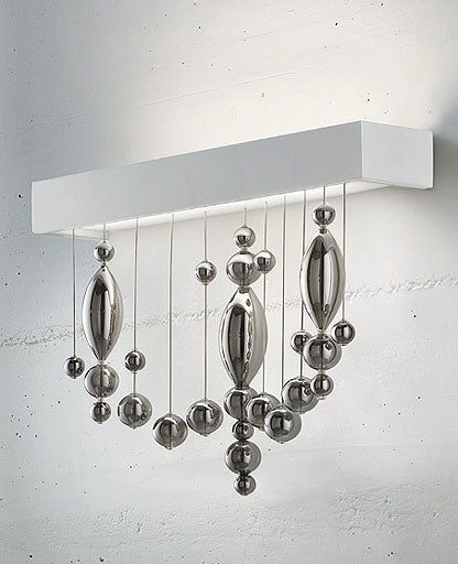 Veneziano Wall Sconce 2.0 LP6/277 from Sillux | Modern Lighting + Decor