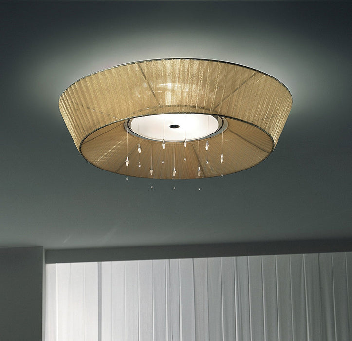 Buy online latest and high quality Parigi Ceiling Light LS 4/241 from Sillux | Modern Lighting + Decor