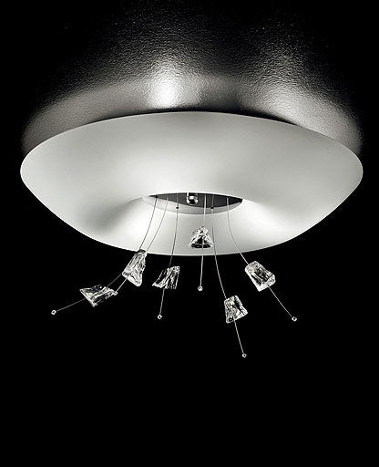 Carrara Ceiling Light LS 4/255 from Sillux | Modern Lighting + Decor
