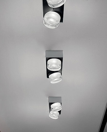 O-Optikal Ceiling Light LS Q/278 from Sillux | Modern Lighting + Decor