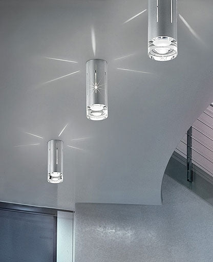 O-Optikal Ceiling Light LS 4/278 B from Sillux | Modern Lighting + Decor