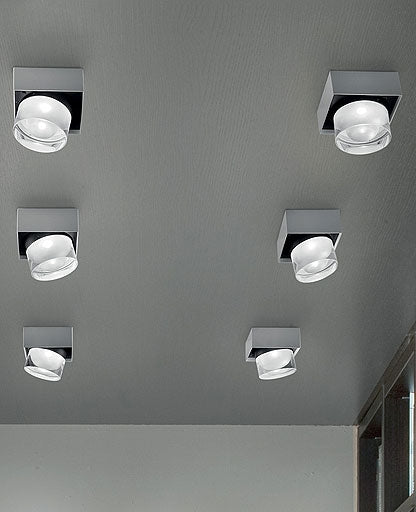 O-Optikal Ceiling Light LS P/278 from Sillux | Modern Lighting + Decor