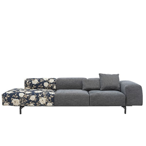 Largo Gubbio, Nilo Sofa from Kartell | Modern Lighting + Decor