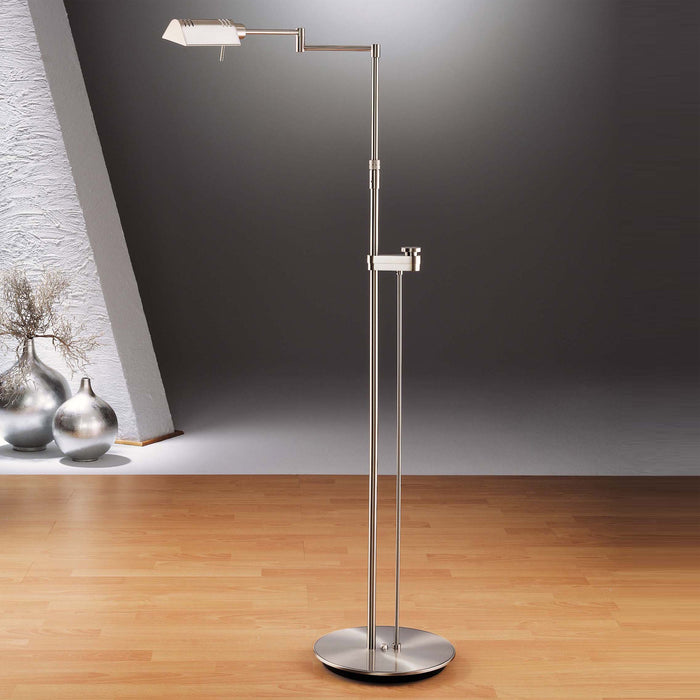 Buy online latest and high quality 6317 Side Line Dimmer Reading Floor Lamp from Holtkotter | Modern Lighting + Decor