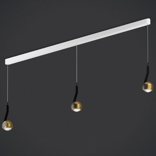 Buy online latest and high quality io Linea Tre 180 C Pendant Light from Occhio | Modern Lighting + Decor