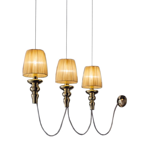 Gadora Chic SO 3 Suspension Lamp from EviStyle | Modern Lighting + Decor