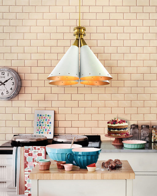 Madeleine Pendant Light from Delightfull | Modern Lighting + Decor