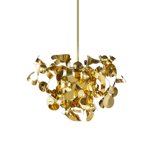 Kelp 80 Round Pendant Light from Brand Van Egmond | Modern Lighting + Decor