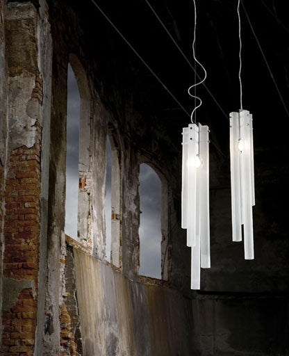 Buy online latest and high quality G&R20 Stalactite Pendant Light from ITALAMP | Modern Lighting + Decor
