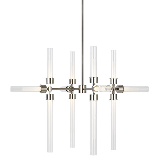 Linger 12-Light Chandelier from Tech Lighting | Modern Lighting + Decor