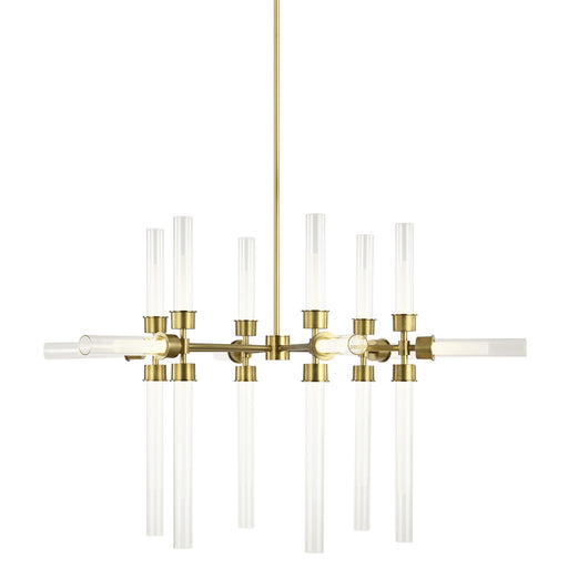 Linger 18-Light Chandelier from Tech Lighting | Modern Lighting + Decor