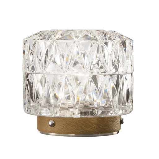 8150 Diamante Table Lamp from ITALAMP | Modern Lighting + Decor