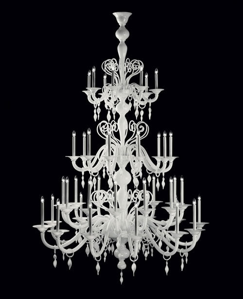 Sara K42 Chandelier from De Majo | Modern Lighting + Decor