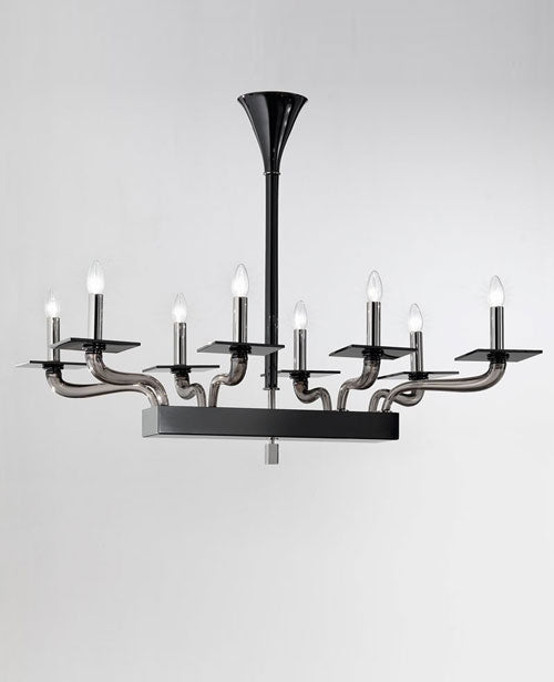 Tetra K8 Chandelier from De Majo | Modern Lighting + Decor