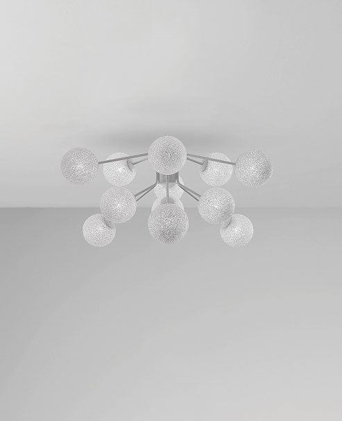 Iceglobe Micro P ceiling light from Lumen Center Italia | Modern Lighting + Decor
