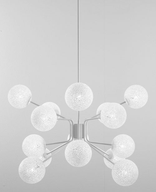 Iceglobe Micro 16L Pendant Light from Lumen Center Italia | Modern Lighting + Decor