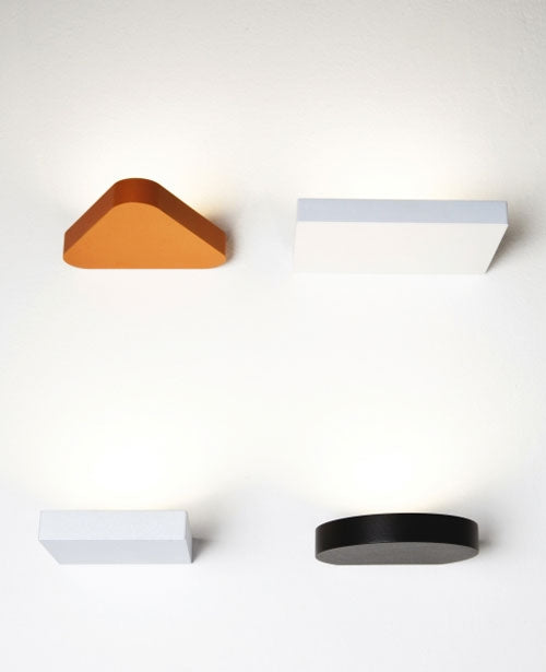 Buy online latest and high quality Segno Trino Wall Light from Lumen Center Italia | Modern Lighting + Decor