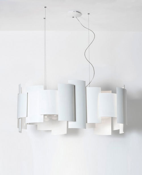 Skyline Pendant Light from Lumen Center Italia | Modern Lighting + Decor