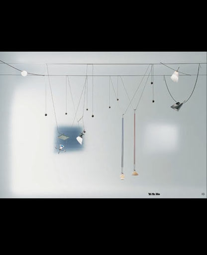 YaYaHo Part B from Ingo Maurer | Modern Lighting + Decor