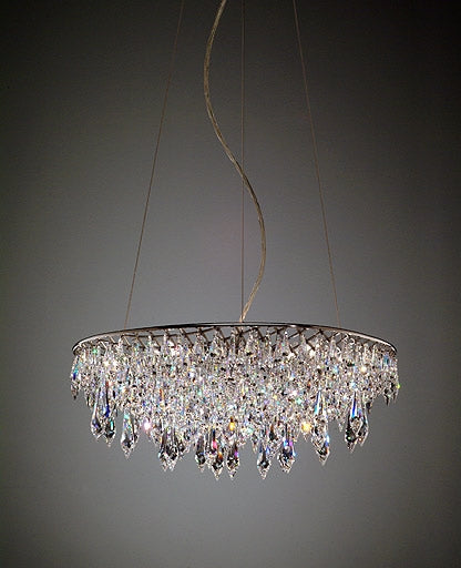 Rain chandelier from Anthologie Quartett | Modern Lighting + Decor