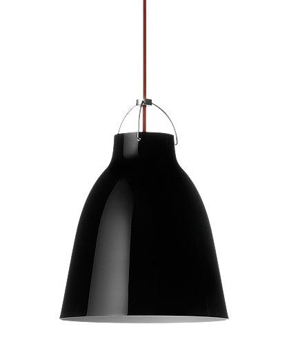 Caravaggio Black Pendant Light from Lightyears | Modern Lighting + Decor