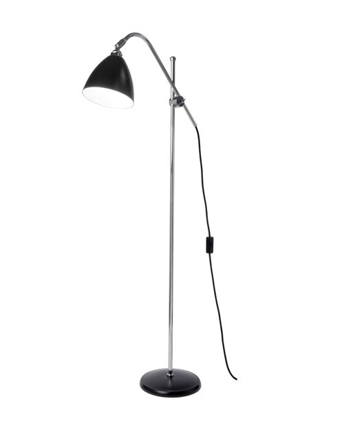 Task Floor Lamp - Black from Original BTC | Modern Lighting + Decor