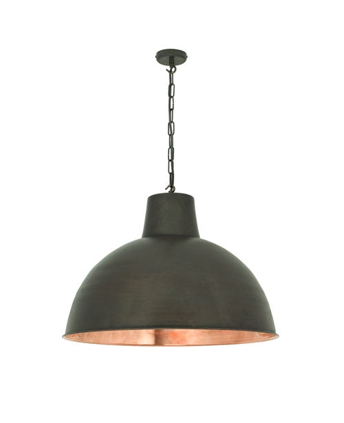 Spun Reflector Large Pendant Light from Original BTC | Modern Lighting + Decor