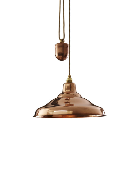 Buy online latest and high quality Rise&Fall School Light Pendant Light from Original BTC | Modern Lighting + Decor