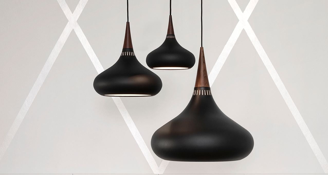 Orient Pendant Light Black from Lightyears | Modern Lighting + Decor