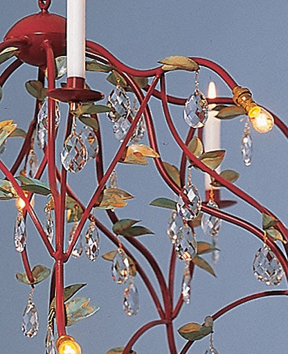 Buy online latest and high quality Jahreszeiten chandelier - china red spring from Anthologie Quartett | Modern Lighting + Decor