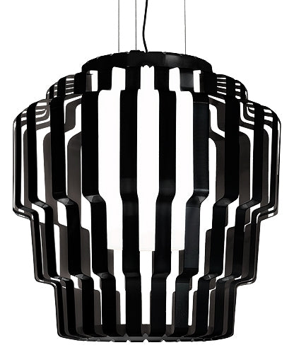 Pallas Black Pendant Light from Lightyears | Modern Lighting + Decor