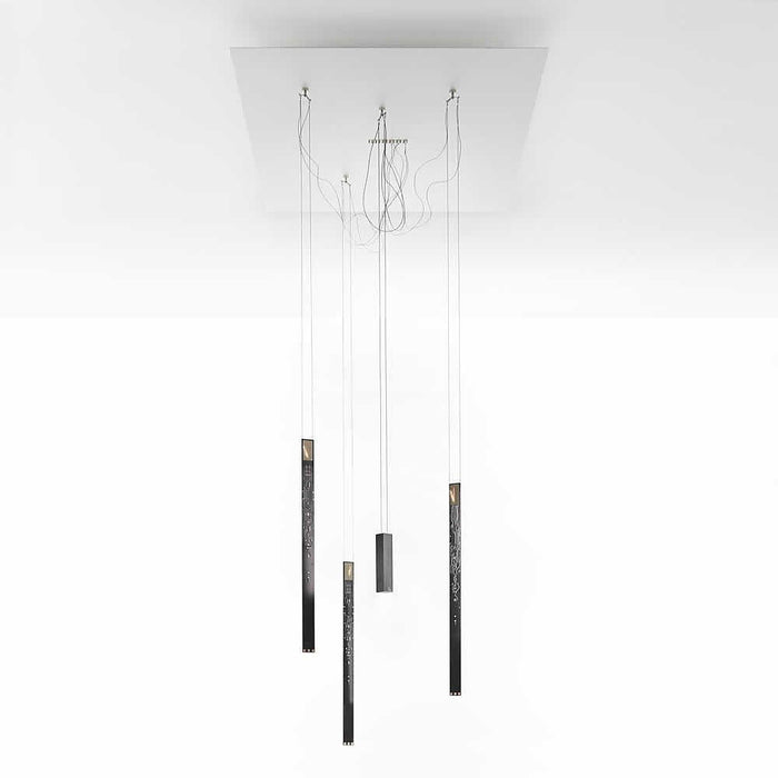Buy online latest and high quality Flying Flames Pendant Light from Ingo Maurer | Modern Lighting + Decor