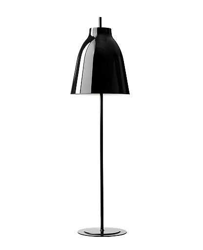 Caravaggio Black Floor Light from Lightyears | Modern Lighting + Decor