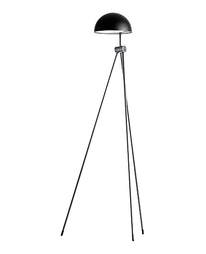 Radon Black Floor Light from Lightyears | Modern Lighting + Decor