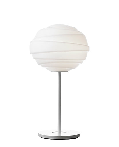 Atomheart Opal Glass Table Lamp from Lightyears | Modern Lighting + Decor