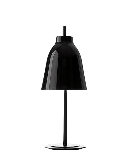 Caravaggio Black Table Lamp from Lightyears | Modern Lighting + Decor