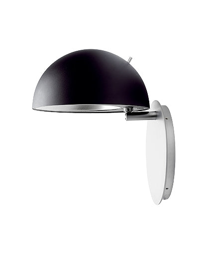 Radon Wall Sconce - Black from Lightyears | Modern Lighting + Decor