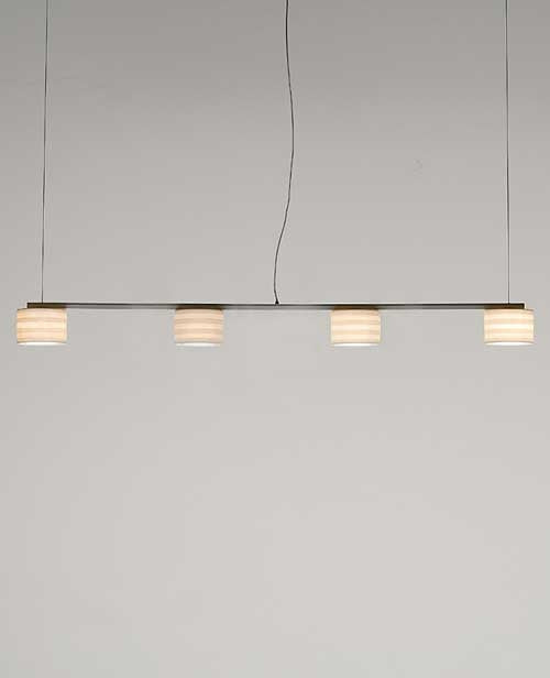 Buy online latest and high quality Tjao Zip 4 Pendant Light - LED from Steng | Modern Lighting + Decor