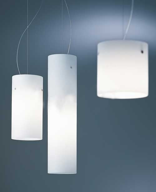 Tubolare 15  Pendant Light from Steng | Modern Lighting + Decor
