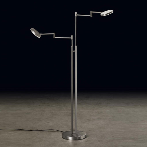 Buy online latest and high quality Plano Twin Floor Lamp from Holtkotter | Modern Lighting + Decor