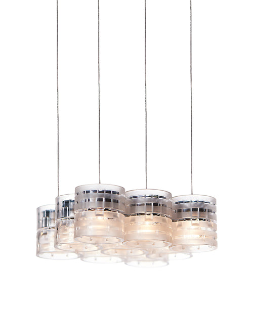 Combilight 9 Pendant Light from Steng | Modern Lighting + Decor