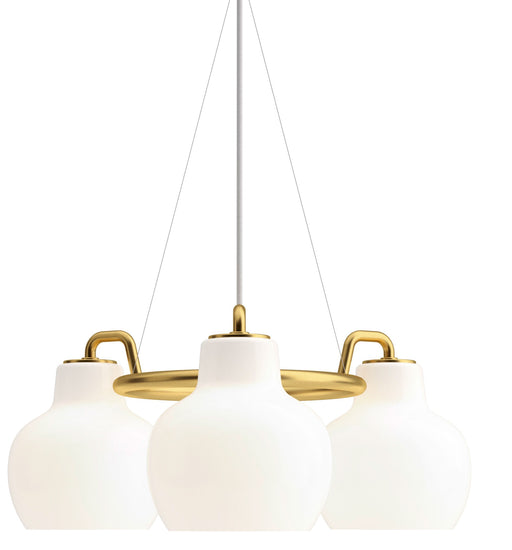 Buy online latest and high quality Vl Ring Crown Multi Suspension from Louis Poulsen | Modern Lighting + Decor