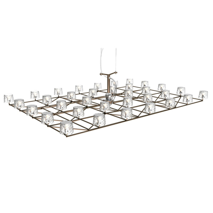 Space Frame S Ul Suspension Floor Model | Modern Lighting + Decor