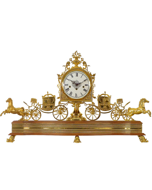 Buy online latest and high quality Table Clock - 91-A from Creaciones Cordon | Modern Lighting + Decor